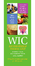 Maryland WIC Approved Foods - Page 01