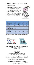 Missouri WIC Approved Foods - Page 20