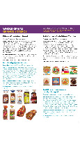 South Carolina WIC Approved Foods - Page 11