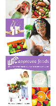 Wisconsin WIC Approved Foods - Page 01